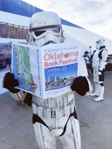 Storm Trooper with Festival Program