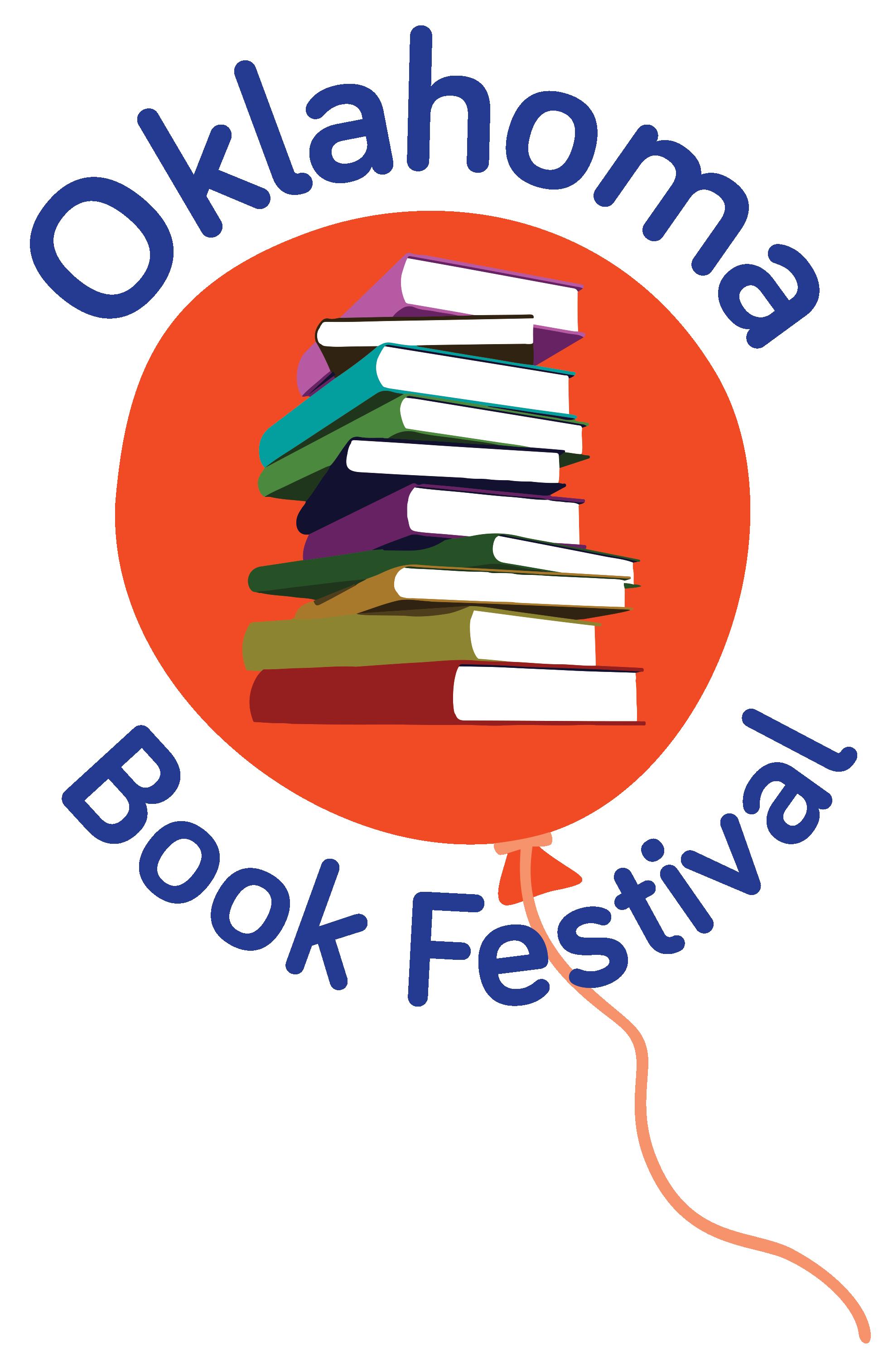 Oklahoma Book Festival balloon